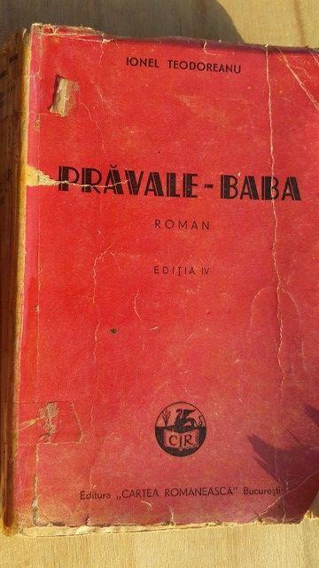 Pravale- baba- Ionel Teodoreanu