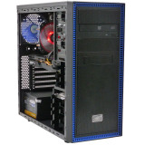 Cumpara ieftin Calculator Gaming Deepcool Tesseract, Intel Core i5 2400 3.1GHz, Intel DH61CR,...