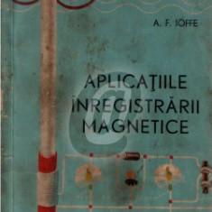 Aplicatiile inregistrarii magnetice