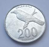 200 rupii / rupiah 2008 Indonezia, km 66, Asia