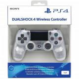 Controller Sony Wireless Dualshock 4 V2, Crystal