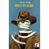 Omul invizibil, autor H.G. Wells