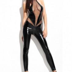 Mistress Bodystocking Overall Latex, Demoniq