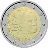 F. RAR - Finlanda moneda comemorativa 2 euro 2020 - Väinö Linno - UNC, Europa