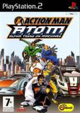 Joc PS2 Action Man ATOM - Alpha tens on machines
