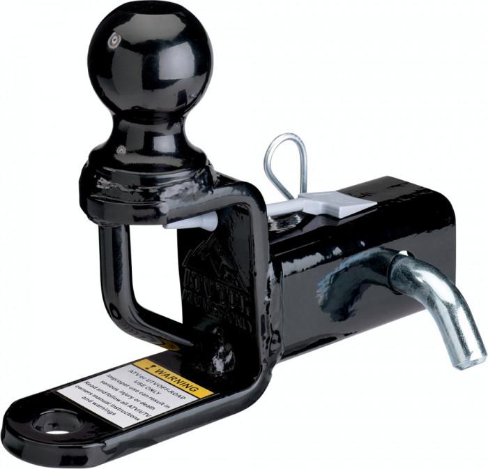 Bila remorcare Trio Moose Plow 50.8mm(2inch) Cod Produs: MX_NEW 45040059PE