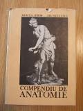 COMPENDIU DE ANATOMIE- IFRIM, cartonata, supracoperta