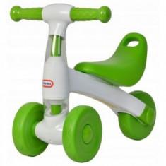 Tricicleta fara pedale pentru copii 3+ ani - Verde