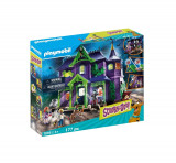 Scooby-Doo! si Casa Misterelor Playmobil