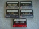 Lot 5 Casete Audio BASF CrO2 - Inregistrate o singura data - 39