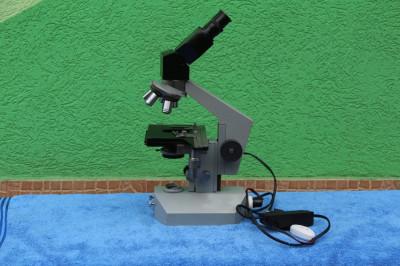 Microscop IOR ML-4M binocular foto