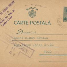 Carte postala Asociatia cercetasilor din rasboiul 1916-1919 cercetasi