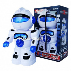 Robot de Jucarie cu Sunete si Lumini Smart Robot T2 2629