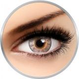 Flash Glam Grey - lentile de contact colorate gri 90 de purtari (2 lentile/cutie)