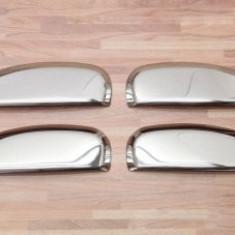 Ornamente cromate pentru manere usi Dacia Sandero 2 2013-2018