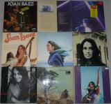 Vinil Joan Baez 9 LP descriere si pret in anunt,Best off si albume,VG/VG+