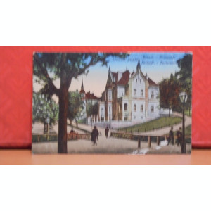 BRASOV - LIVADA POSTEI - EDITATA INAINTE DE 1918, MODIFICATA DUPA - NECIRCULATA