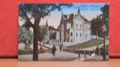 BRASOV - LIVADA POSTEI - EDITATA INAINTE DE 1918, MODIFICATA DUPA - NECIRCULATA foto