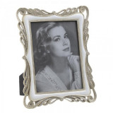 Rama foto Antique White Gold 13x18