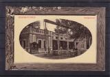 BUZIAS  BAILE  BUZIAS  PIATA  SFANTUL  GHEORGHE  RESTAURANT  CIRCULATA  1911