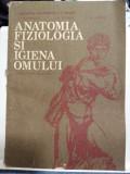 Anatomia, fiziologia și igiena omului. Manual clasa a 8-a