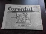 Ziarul Curentul , director Pamfil Seicaru , 4 mai nr.1885/1933