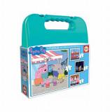 Cumpara ieftin Puzzle multi Pepa Pig, 4 x 6-9-12-16 piese, Educa