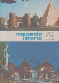 Magazin istoric, Ianuarie 1972 foto