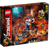 LEGO® Ninjago® - Temnitele Vrajitorului Craniu (71722)