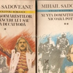 Romane Istorice I, II - Mihail Sadoveanu