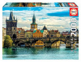 Puzzle Educa - Prague Views 2.000 piese