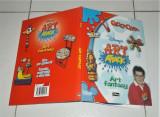 ART ATTACK Art Fantasy Giocacrea - Walt Disney Channel