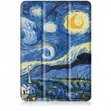 Husa Tableta TPU Tech-Protect SmartCase StarryNight pentru Huawei MediaPad T3 10, Multicolor