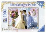 Puzzle Disney Filmul Cenusareasa, 100 Piese