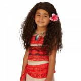 Peruca Printesa Moana pentru copii - Vaiana, Disney