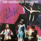 VINIL  The Manhattan Transfer ‎– Pastiche  (VG+)