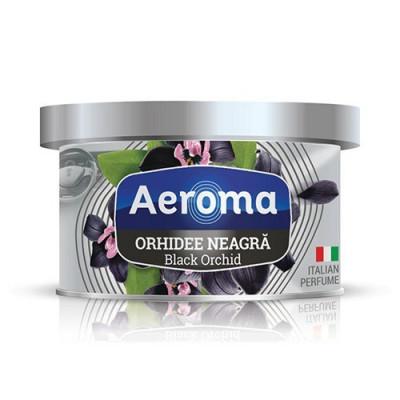 Odorizant Aeroma Conserva, Happy Aroma Orhidee Neagra foto