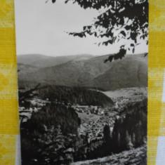 Borsec - vedere generala - CP circulata 1964