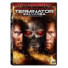 Terminator Salvation, DVD