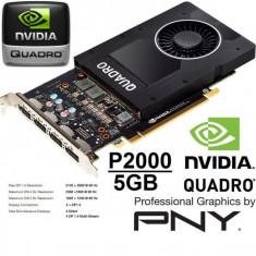 PNY Nvidia Quadro P2000 5GB - placa video profesionala