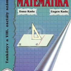 Matematica. Manual pentru clasa a VIII-a