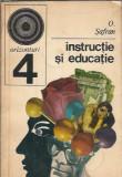 Instructie si educatie - O. Safran / col. Orizonturi