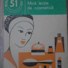 MICA LECTIE DE COSMETICA - INA NICOLESCU