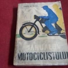 GEORGE AL MAYER - MANUALUL MOTOCICLISTULUI
