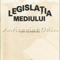 Legislatia Mediului. Curs Universitar - Mircea Nicoara