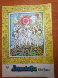 Revista pentru copii - luminita iunie 1984