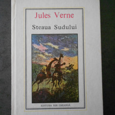 JULES VERNE - STEAUA SUDULUI (1984, Editura Ion Creanga)