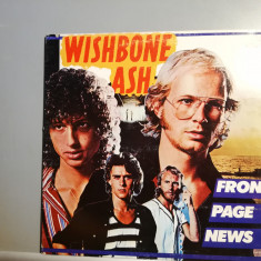 Wishbone Ash – Front Page News (1977/MCA/USA) - Vinil/Vinyl/Impecabil (NM)