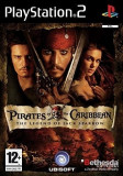Joc PS2 Pirates of the Cabribean - The legend of Jack Sparrow