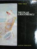 NICOLAE GRIGORESCU- VASILE VARGA, BUC. 1973